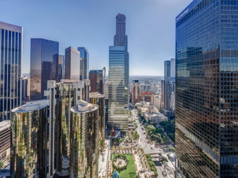 Город Лос Анджелес 2011
