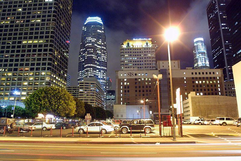 Скачать онлайн бесплатно лучшее фото города Лос Анджелес в хорошем качестве