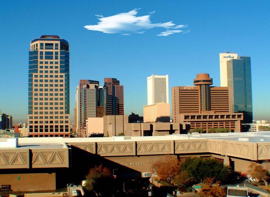 Скачать онлайн бесплатно лучшее фото города Финикс в хорошем качестве
