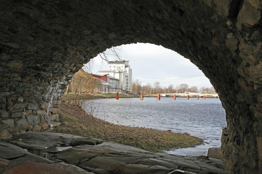Каменный мост хранилище город Финикс