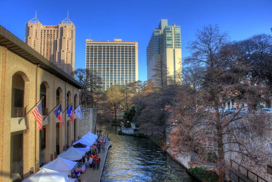 Смотреть красивое фото город Сан Антонио 2019