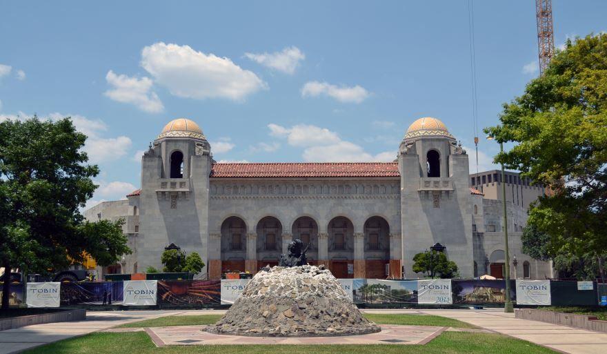 Скачать онлайн бесплатно лучшее фото города Сан Антонио в хорошем качестве