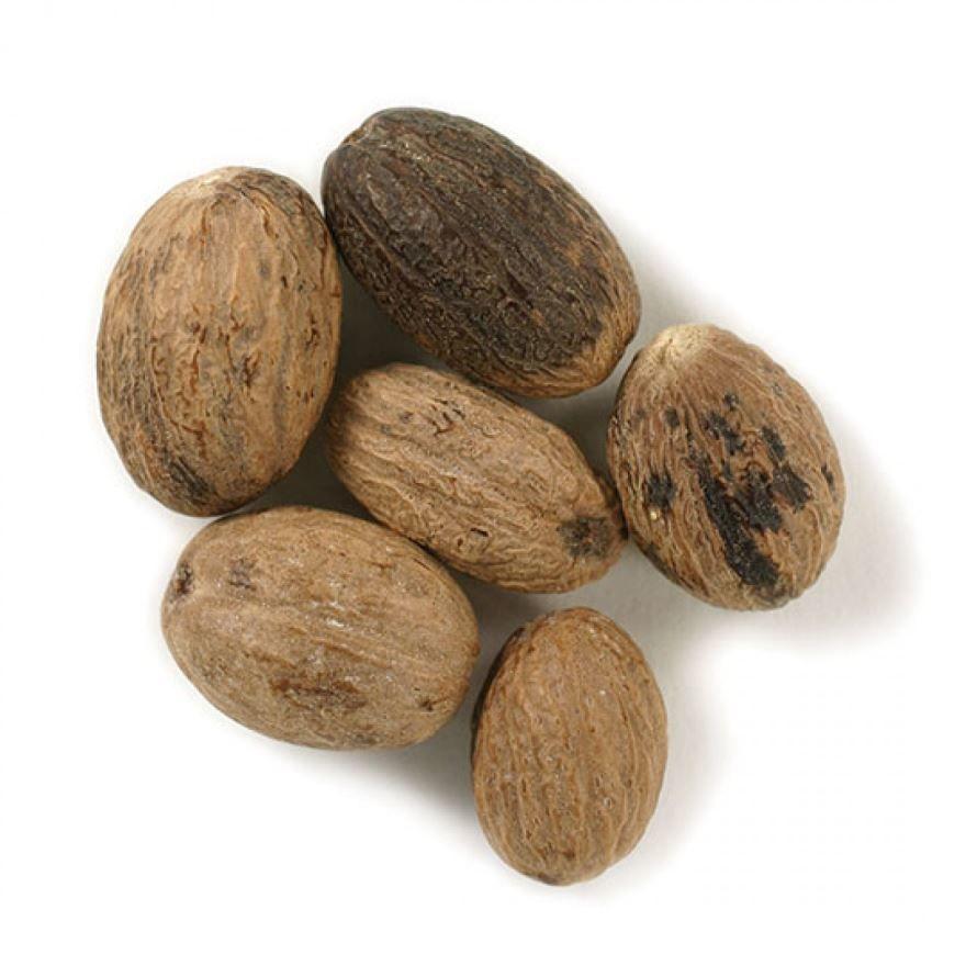 Фото мускатного ореха с полезными свойствами противопоказаниями
