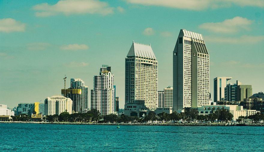 Скачать онлайн бесплатно лучшее фото город Сан Диего 2019 в хорошем качестве