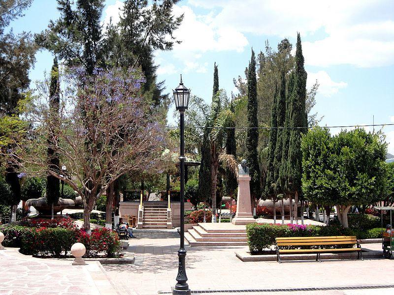 Центральный сад город Сан Диего