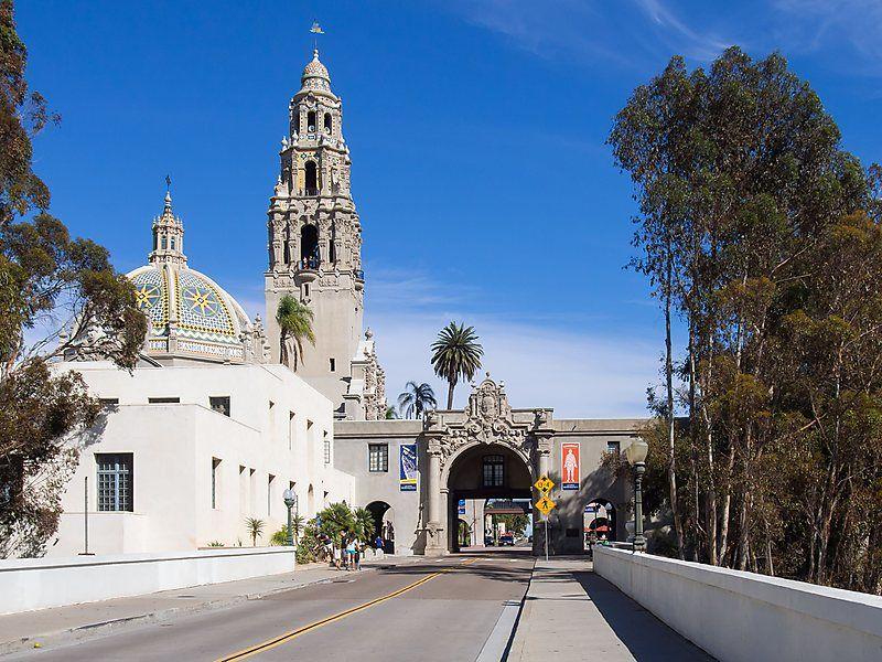 Музей города Сан Диего