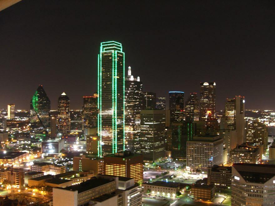 Скачать онлайн бесплатно лучшее фото города Даллас в хорошем качестве
