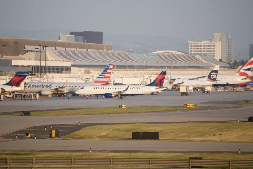 Аэропорт города Сан Хосе 2019