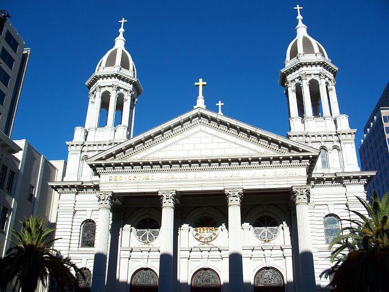 Соборная Базилика Святого Иосифа город Сан Хосе