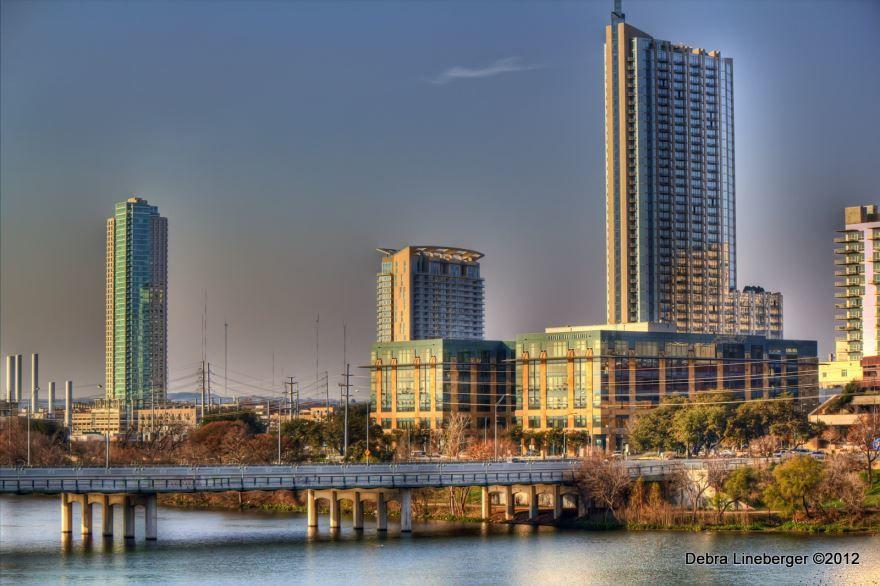 Смотреть красивое фото города Остин штат Техас США
