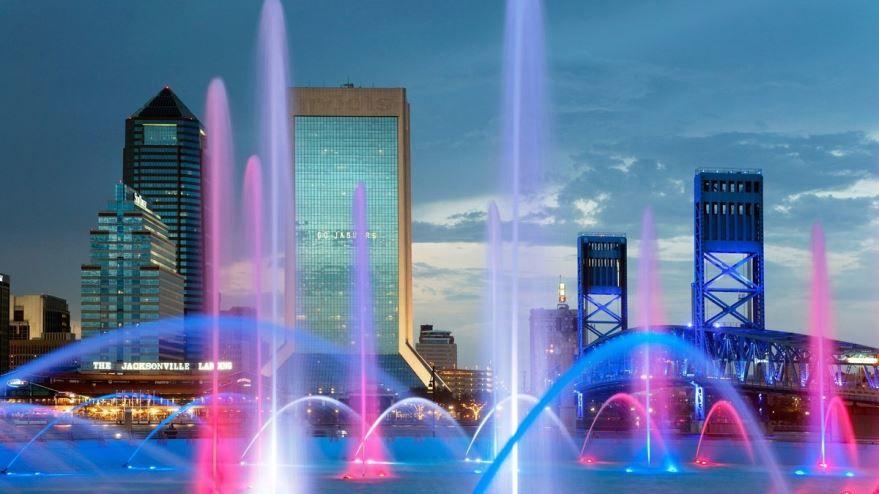 Скачать онлайн бесплатно лучшее фото города Джексонвилл в хорошем качестве