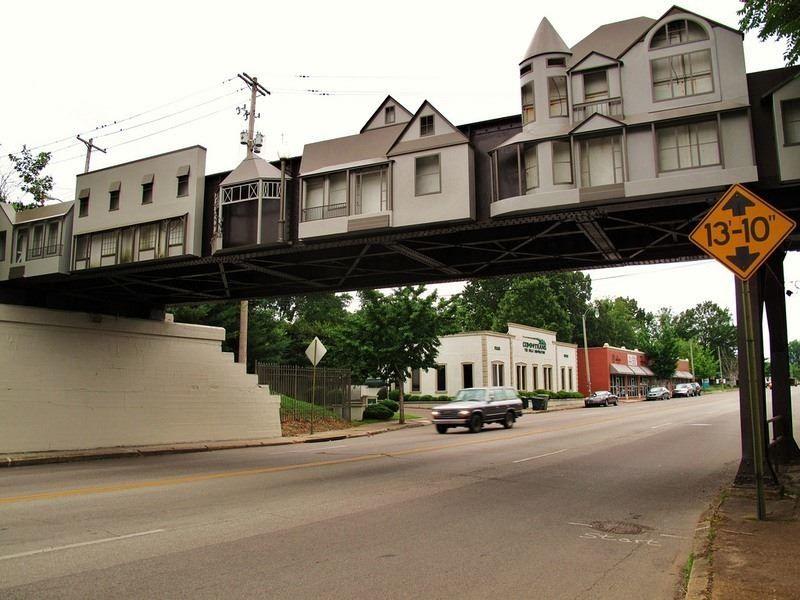 Смотреть красивое фото города Мемфис штат Теннесси США