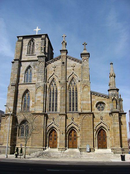 Собор Святого Иосифа город Колумбус