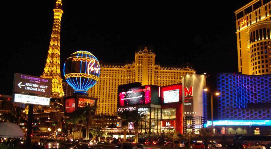 Скачать онлайн бесплатно лучшее фото города Лас Вегас в хорошем качестве