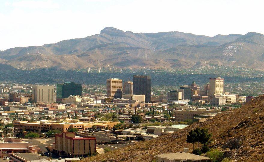 Скачать онлайн бесплатно лучшее фото города Эль Пасо в хорошем качестве