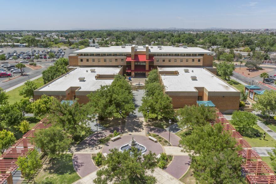Смотреть красивое фото города Эль Пасо штат Техас США