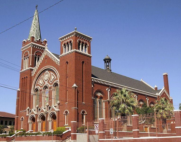 Соборный приход Святого Патрика город Эль Пасо