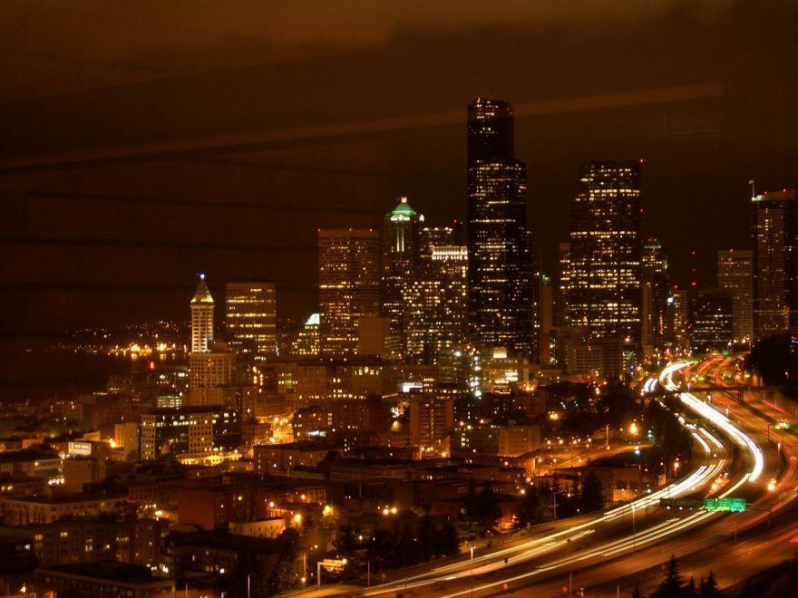 Смотреть лучшее фото города Сиэтл бесплатно