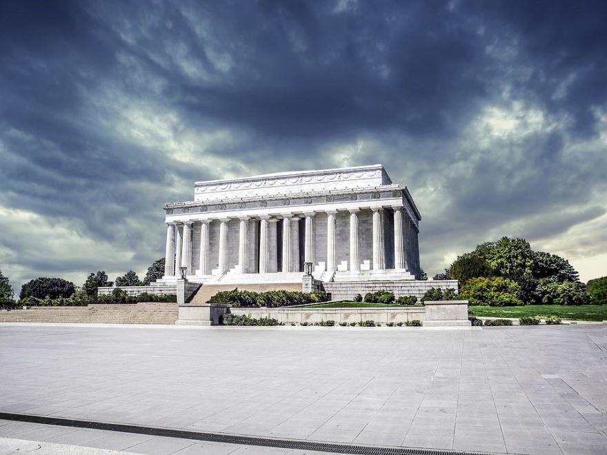 Красивая архитектура город Вашингтон