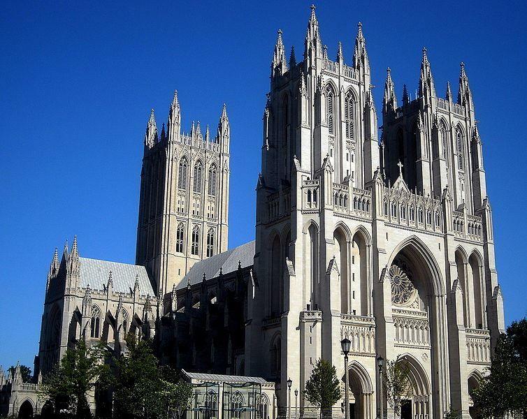 Национальный собор город Вашингтон