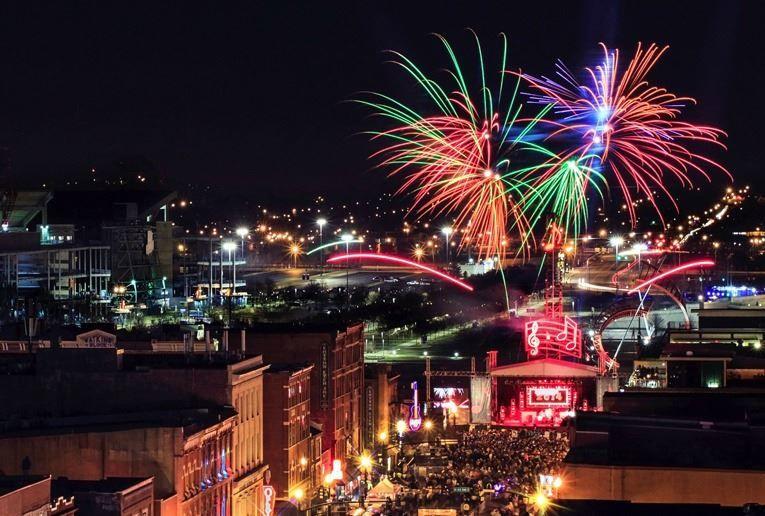 Скачать онлайн бесплатно лучшее фото города Нашвилл в хорошем качестве