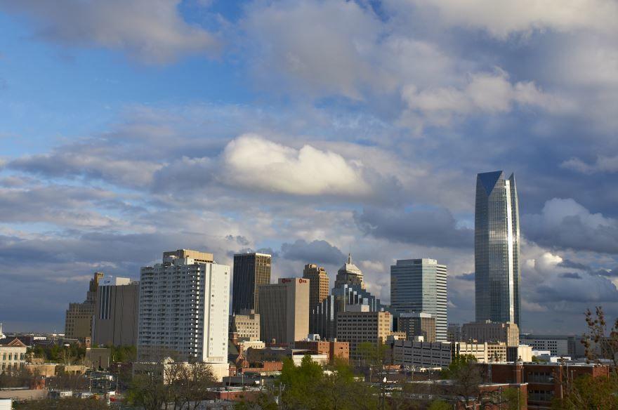 Скачать онлайн бесплатно лучшее фото города Оклахома в хорошем качестве