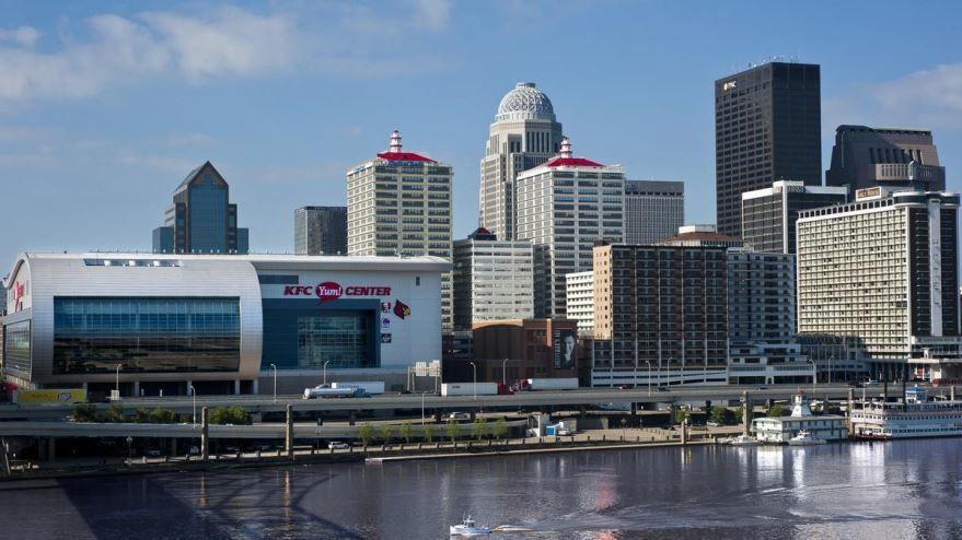 Смотреть лучшее фото города Луисвилл 2019
