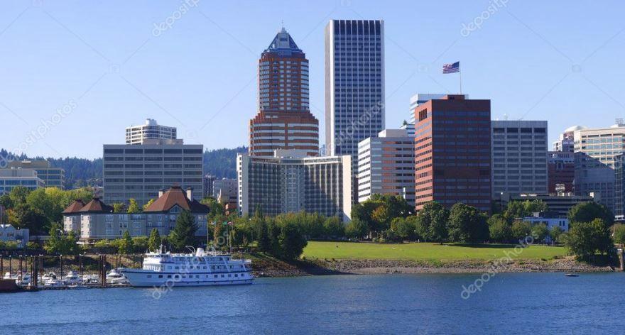 Скачать онлайн бесплатно лучшее фото города Портленд в хорошем качестве