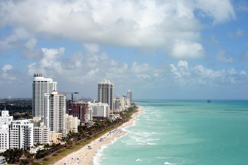 Скачать онлайн бесплатно лучшее фото города Майами в хорошем качестве