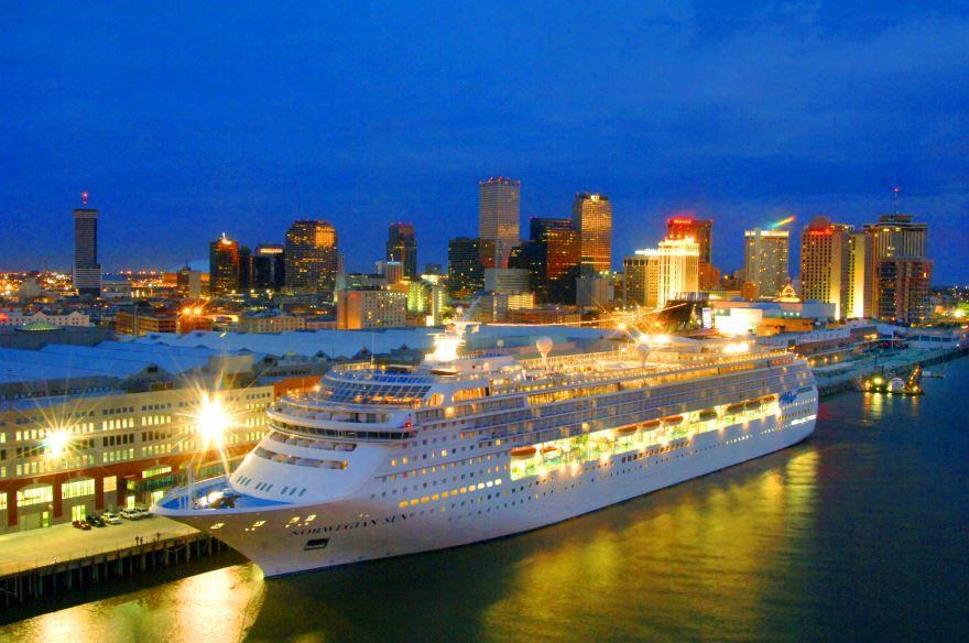 Скачать онлайн бесплатно лучшее фото города Новый Орлеан в хорошем качестве