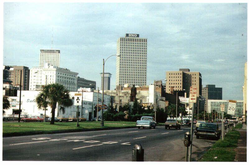 Смотреть красивое фото города Новый Орлеан штат Луизиана США