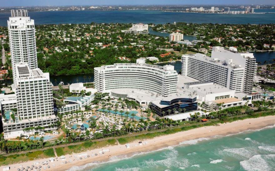 Скачать онлайн бесплатно лучшее фото города Майами Бич в хорошем качестве