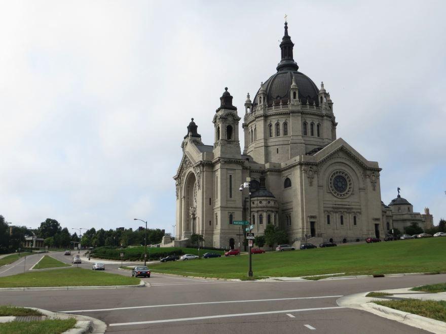 Собор города Сент Пол