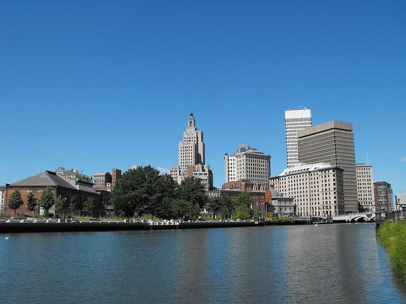 Смотреть красивое фото города Провиденс штата Род Айленд США