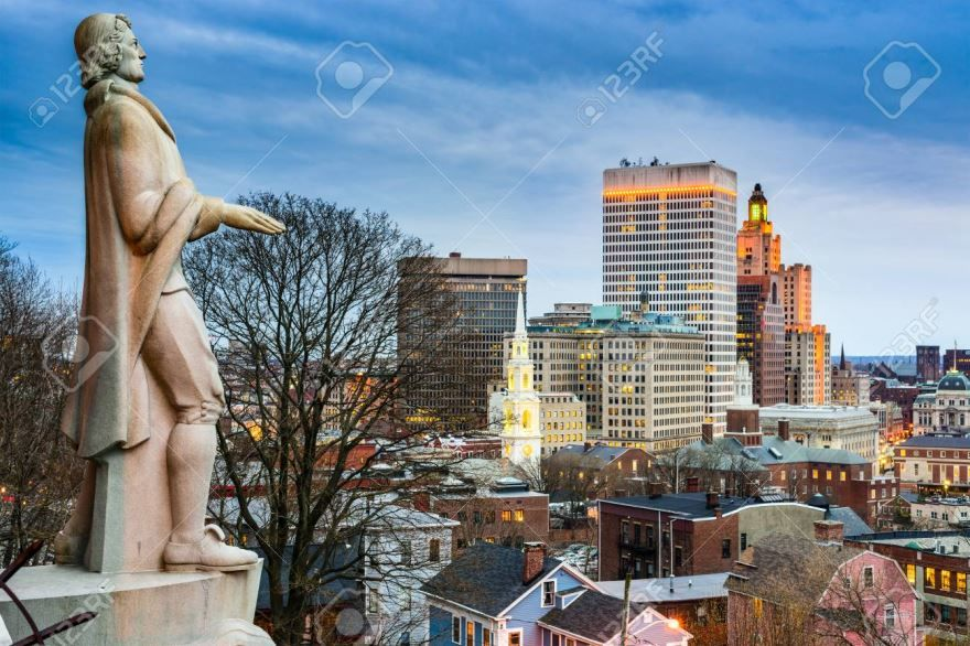 Достопримечательности  города Провиденс штата Род Айленд США