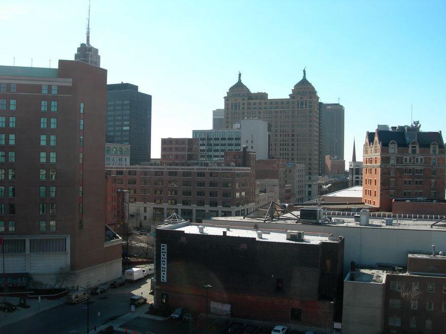 Смотреть красивое фото города Буффало штата Нью Йорк