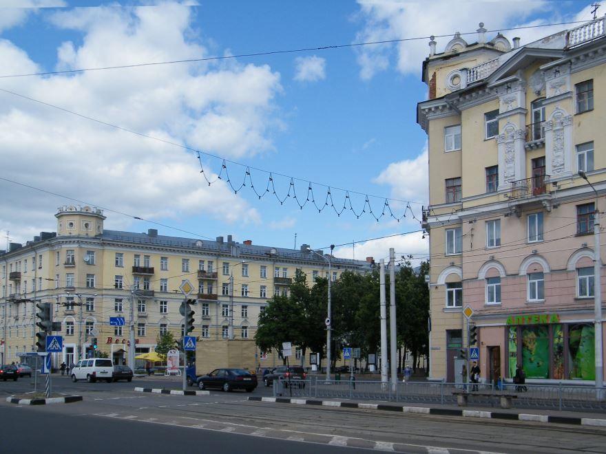 Смотреть красивое фото города Витебска