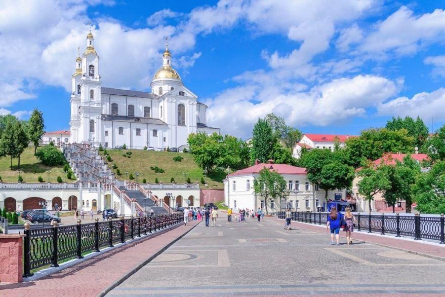 Скачать онлайн бесплатно лучшее фото города Витебска в хорошем качестве