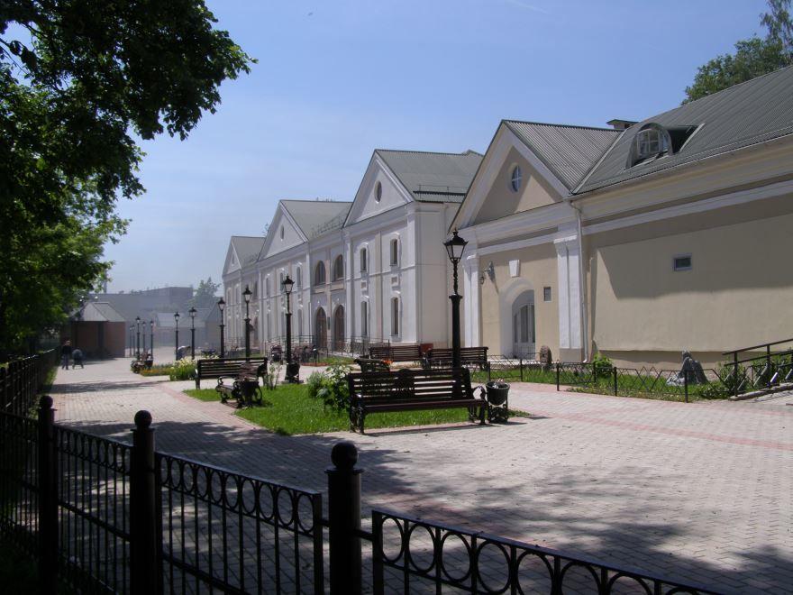 Центр народных ремесел и искусств город Витебск