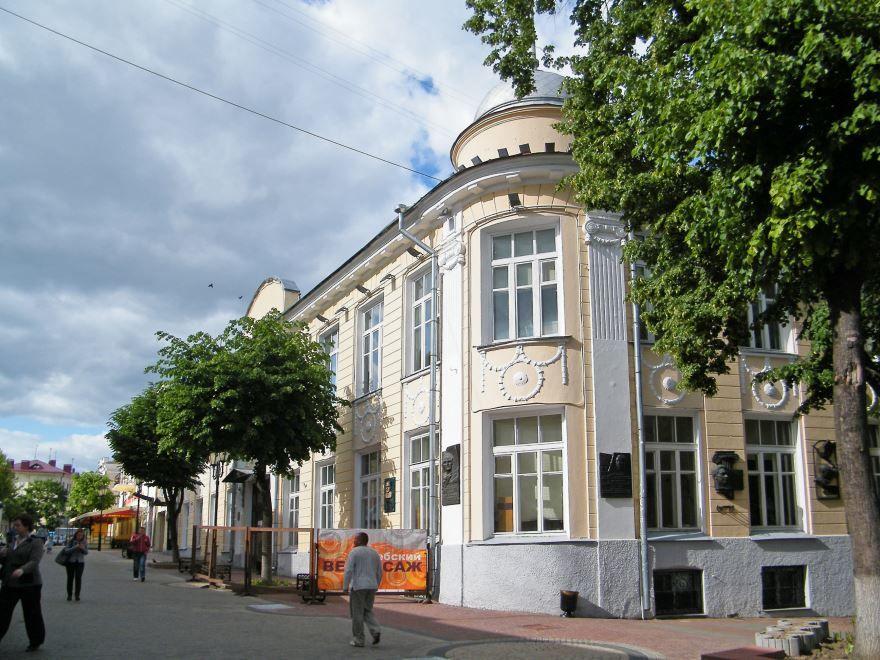 Художественная школа город Витебск