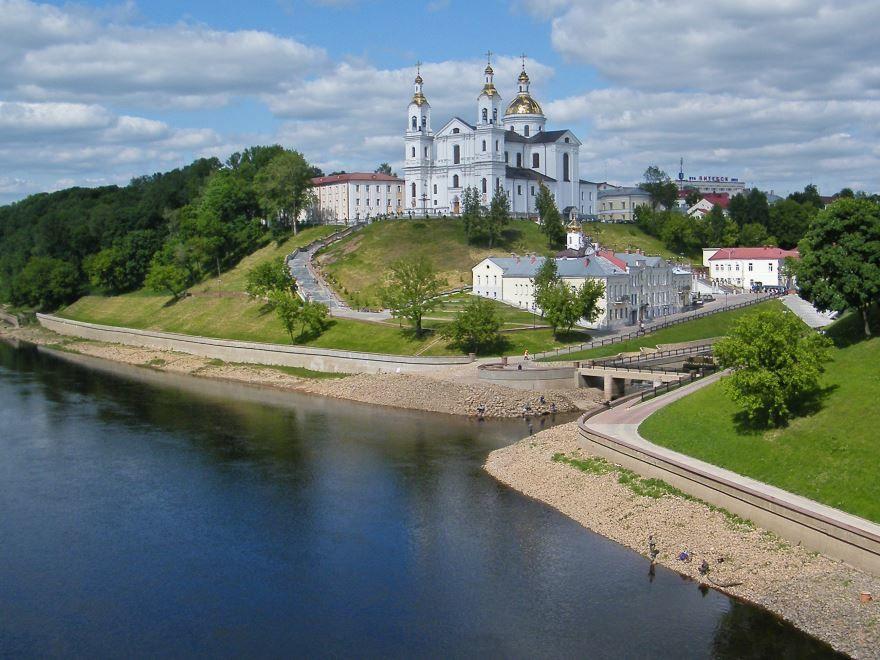 Успенский собор город Витебск