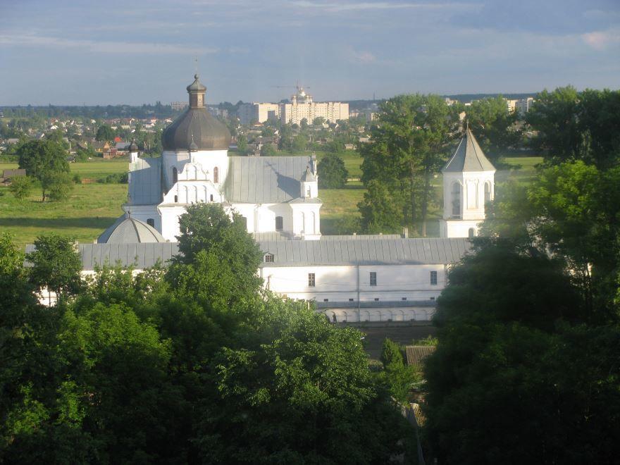 Свято Никольский монастырь город Могилев