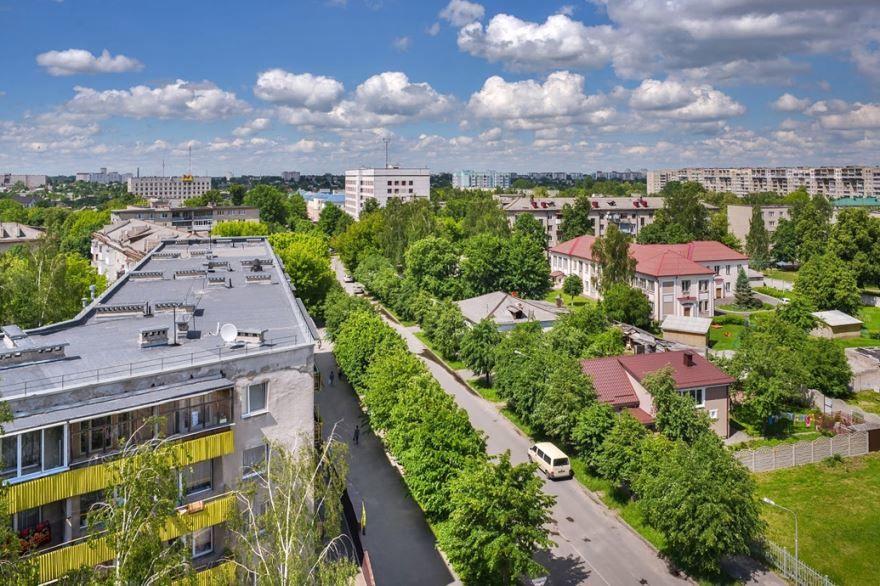 Смотреть красивое фото город Бобруйск Белоруссия