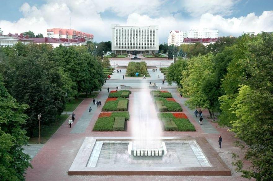 Скачать онлайн бесплатно лучшее фото города Бобруйска в хорошем качестве