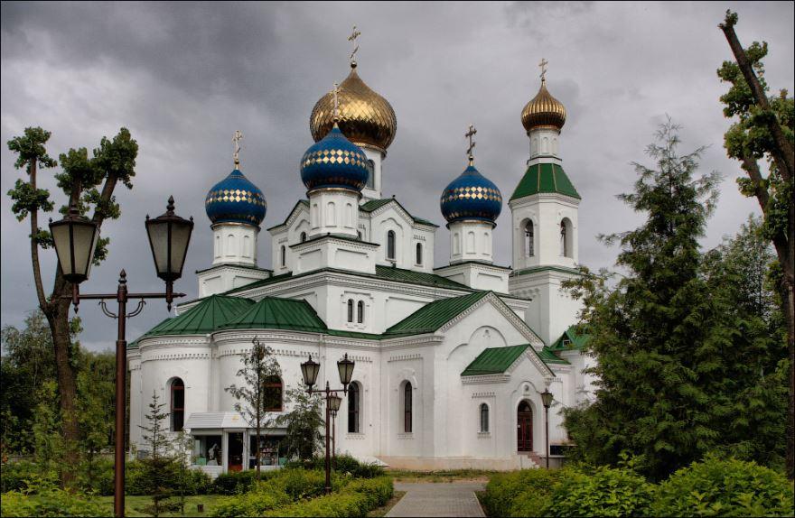 Церковь город Бобруйск