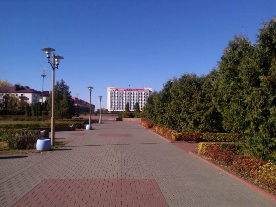 Смотреть красивое фото город Бобруйск