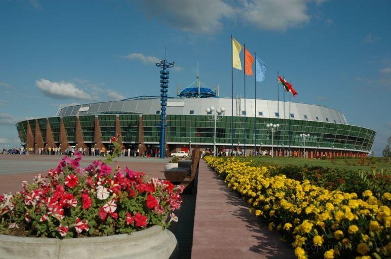 Спортивный комплекс город Бобруйск