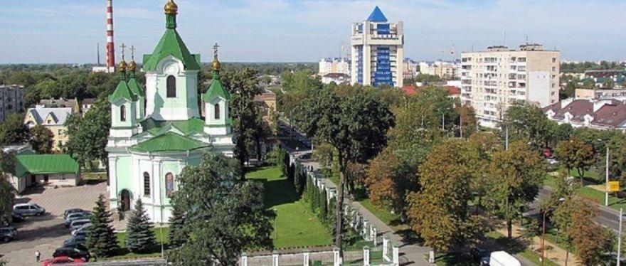 Скачать онлайн бесплатно лучшее фото города Брест 2019 в хорошем качестве