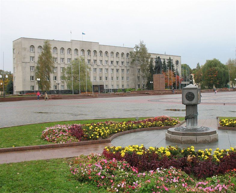 Смотреть красивое фото города Гродно Белоруссия