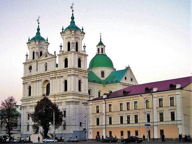 Скачать онлайн бесплатно лучшее фото города Гродно в хорошем качестве